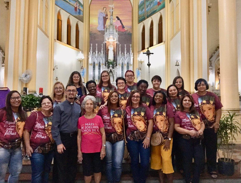 GRUPO DE MÃES DA PARÓQUIA JESUS BOM PASTOR – ANCHIETA/RJ