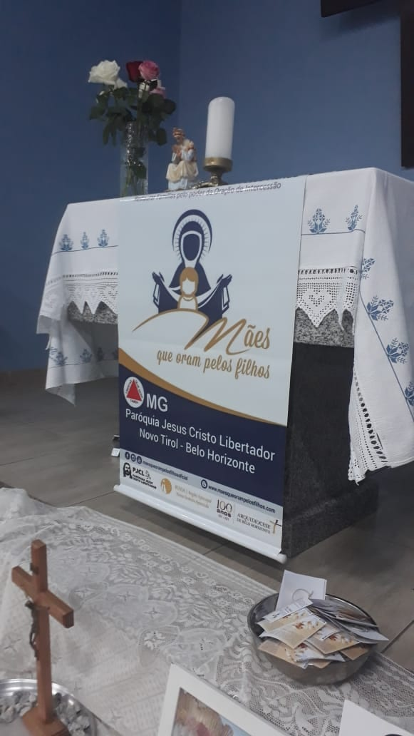 PARÓQUIA JESUS CRISTO LIBERTADOR – BELO HORIZONTE/MG