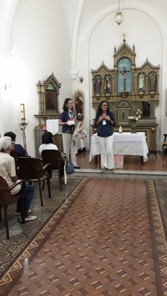 GRUPO DE MÃES DA PARÓQUIA SANTO AFONSO – TIJUCA/RJ