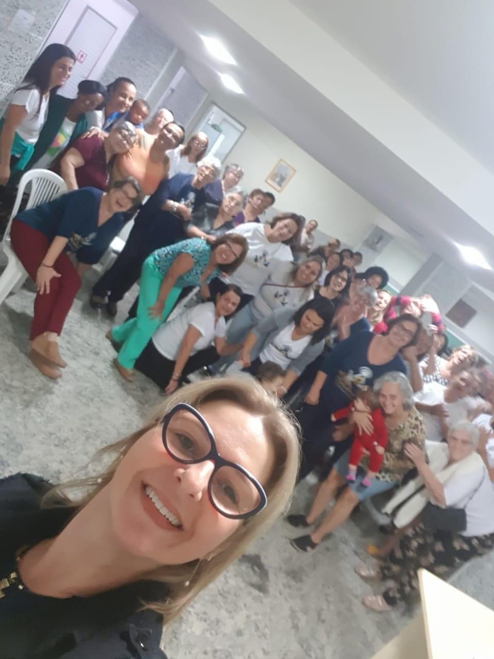 GRUPO DE MÃES PARÓQUIA NOSSA SENHORA IMACULADA CONCEIÇÃO – CACHOEIRAS DE MACACU/RJ