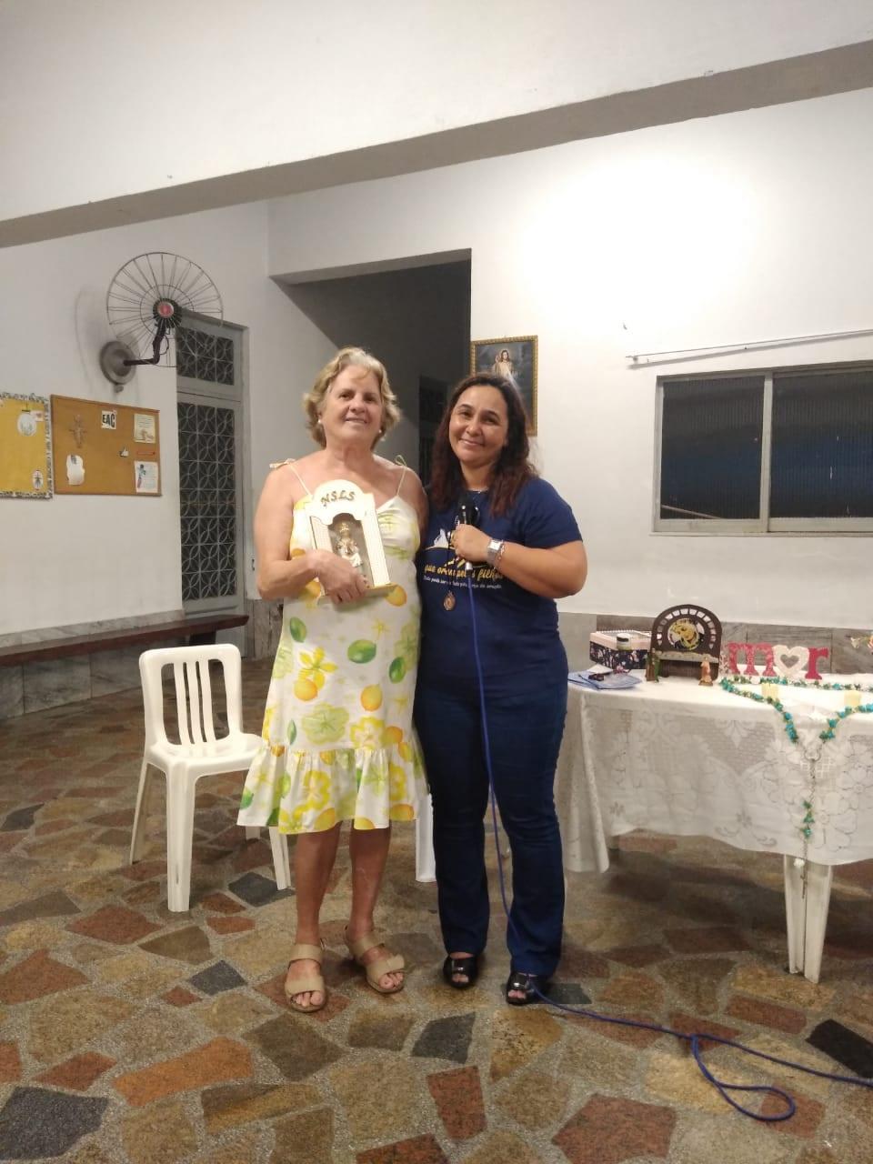 GRUPO DE MÃES DO SANTUÁRIO DA DIVINA MISERICÓRDIA – VILA VALQUEIRE/RJ