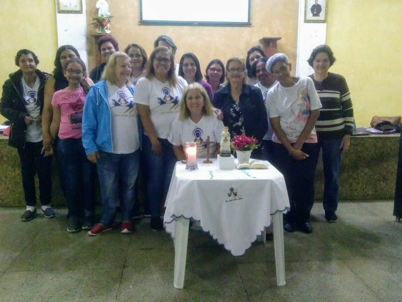 GRUPO DE MÃES DA PARÓQUIA SAGRADO CORAÇÃO DE JESUS – PETRÓPOLIS/RJ