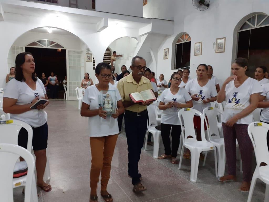 PARÓQUIA SANTO ANTÔNIO DE SALINAS – SALINAS/MG