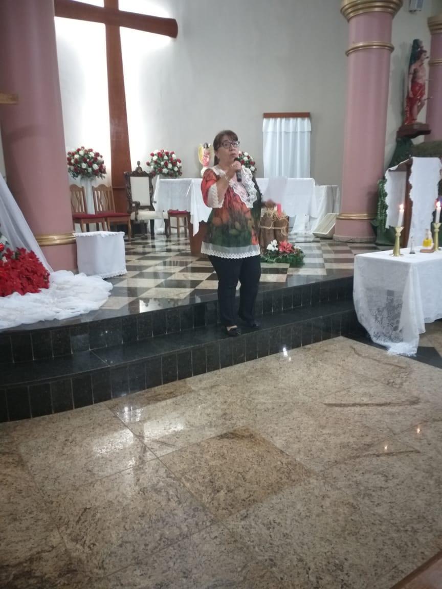 PARÓQUIA MATRIZ DE SÃO SEBASTIÃO – ESPERA FELIZ/MG