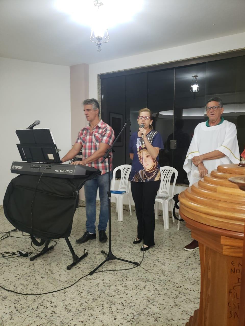 GRUPO DE MÃES DA PARÓQUIA SANTA RITA DE CÁSSIA – ITAPERUNA/RJ