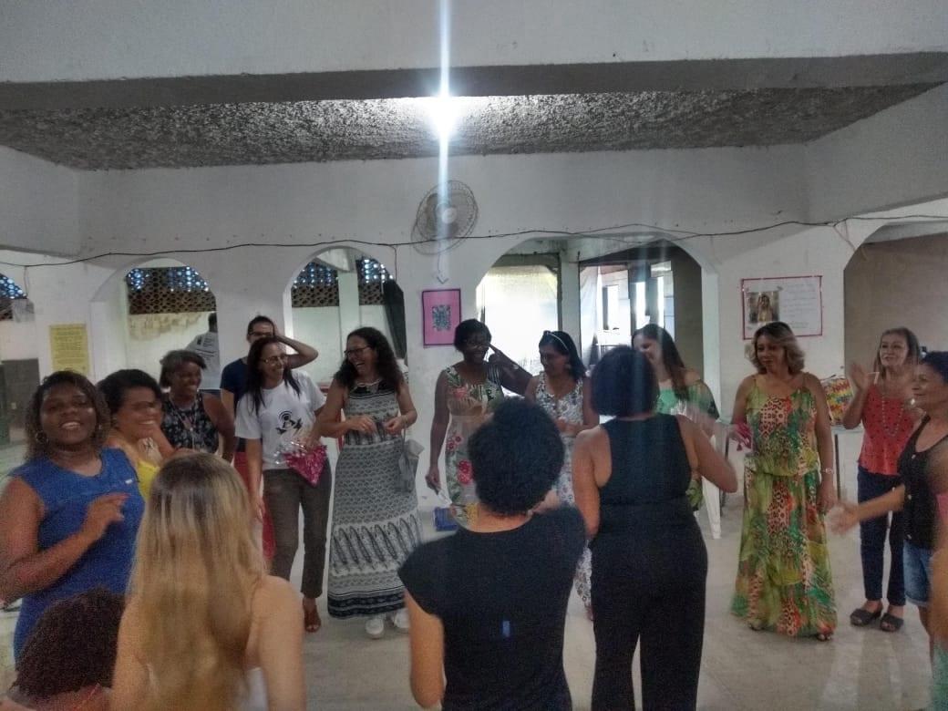 GRUPO DE MÃES DA PARÓQUIA NOSSA SENHORA DA CONCEIÇÃO – ENGENHO PEQUENO SÃO GONÇALO/ RJ