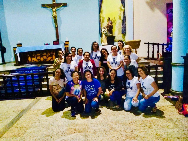 GRUPO DE MÃES DA PARÓQUIA NOSSA SENHORA DA SAÚDE – CURICICA/RJ