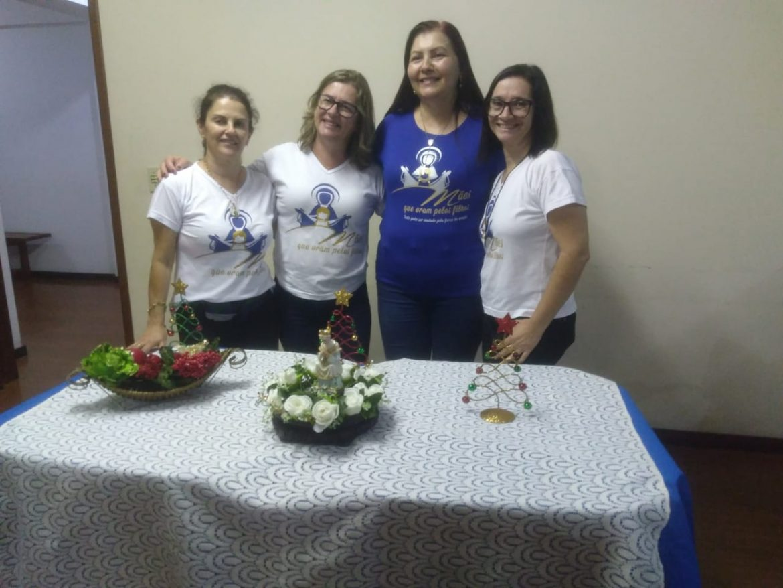 GRUPO DE MÃES DA PARÓQUIA SANTA TERESA – TERESÓPOLIS/RJ