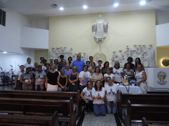 GRUPO DE MÃES PARÓQUIA MARIA MÃE DA IGREJA E SÃO JUDAS TADEU – PADRE MIGUEL/RJ
