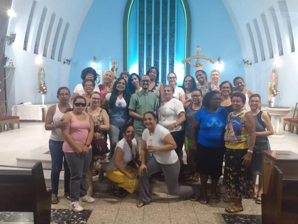 GRUPO DE MÃES DA PARÓQUIA NOSSA SENHORA DO CARMO – VILA KOSMOS/RJ