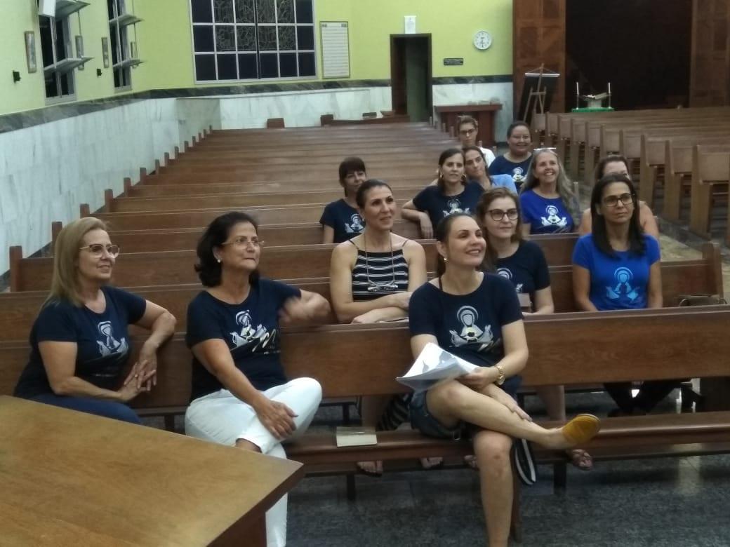 GRUPO DE MÃES DA COMUNIDADE NOSSA SENHORA DE FÁTIMA – CACHOEIRO / ES