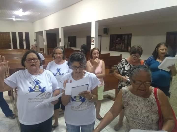 ENCONTRO DO GRUPO DE MÃES DA CIDADE DE PARNAMIRIM/RN