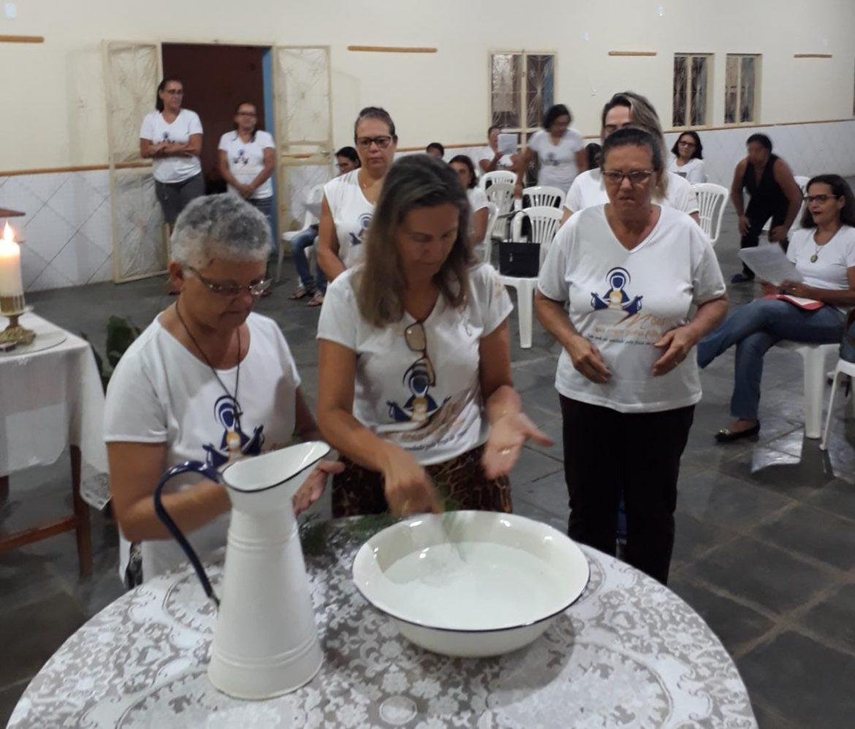 PARÓQUIA SÃO DOMINGOS – VIRGEM DA LAPA/MG