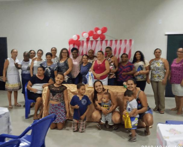 ANIVERSÁRIO DE 1 ANO – PARÓQUIA SAGRADO CORAÇÃO DE JESUS – PIRAPORA/MG