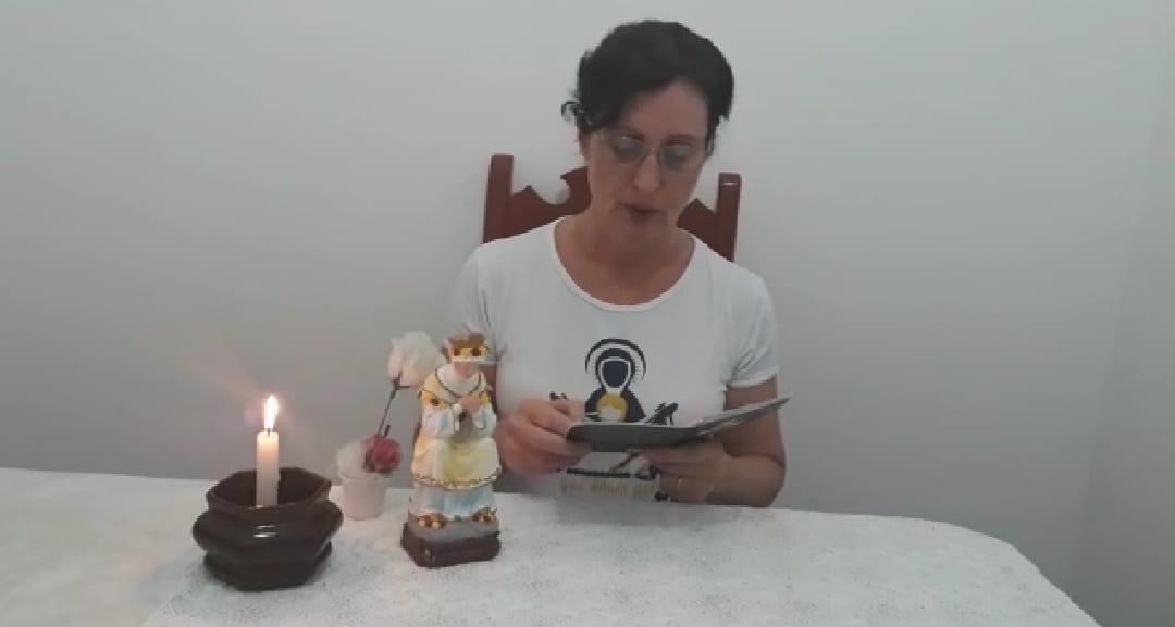 ENCONTRO VIRTUAL – PARÓQUIA SANTO ANTÔNIO – PETRÓPOLIS/RJ