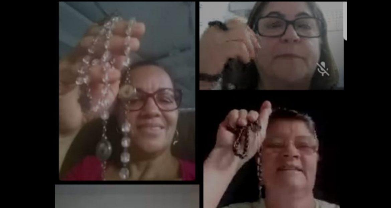 ENCONTRO VIRTUAL – GRUPO DE MÃES/ES