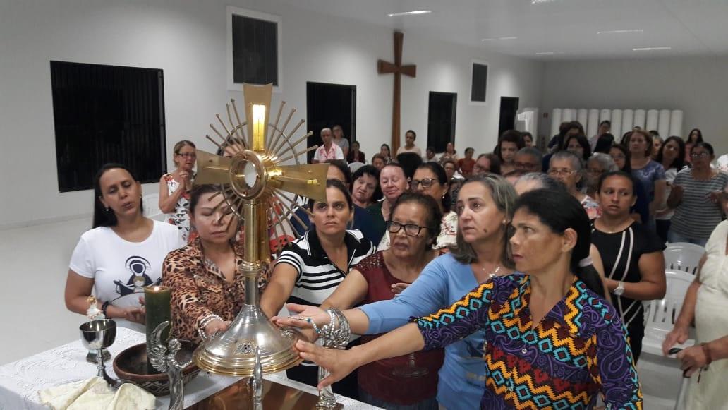 PRIMEIRO ANIVERSÁRIO DO GRUPO DE MÃES DE PARAISO DO TOCANTINS CELEBRADO COM ENCONTRO VIRTUAL