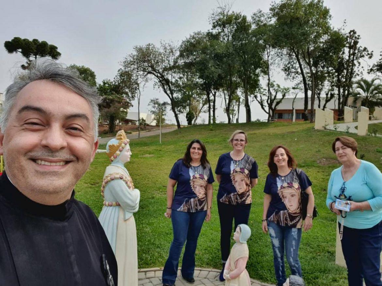 GRAVAÇÕES DA NOVENA NOSSA SENHORA DE LA SALETTE – SANTUÁRIO EM CURITIBA