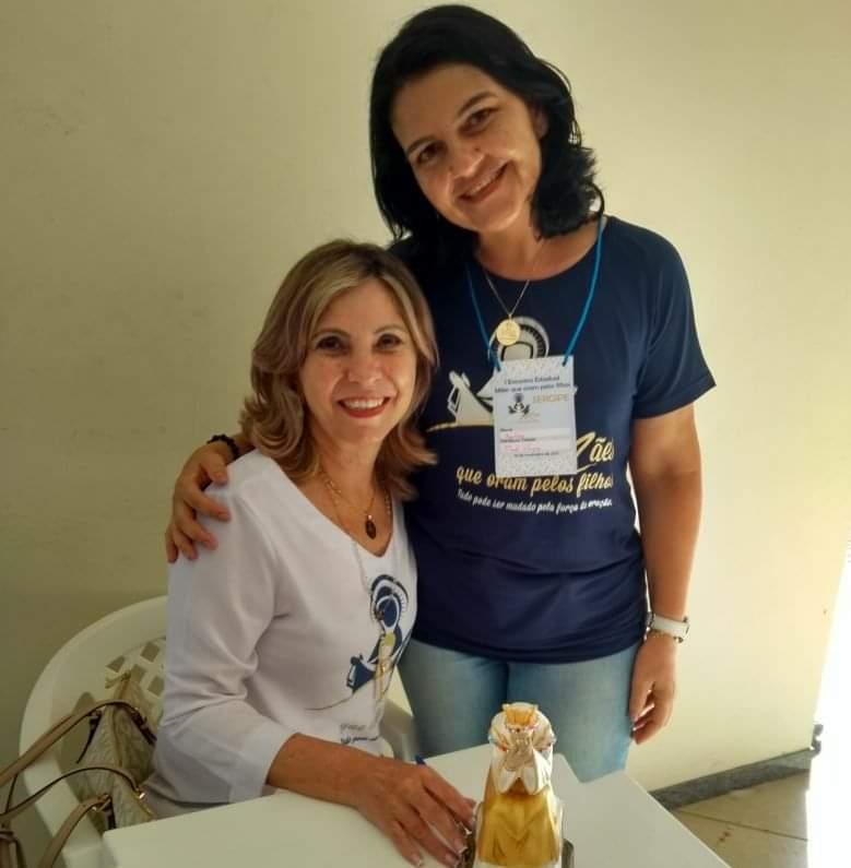 REGIÃO NORDESTE ENCERRA HOMENAGENS A ANGELA ABDO, NOSSA FUNDADORA!