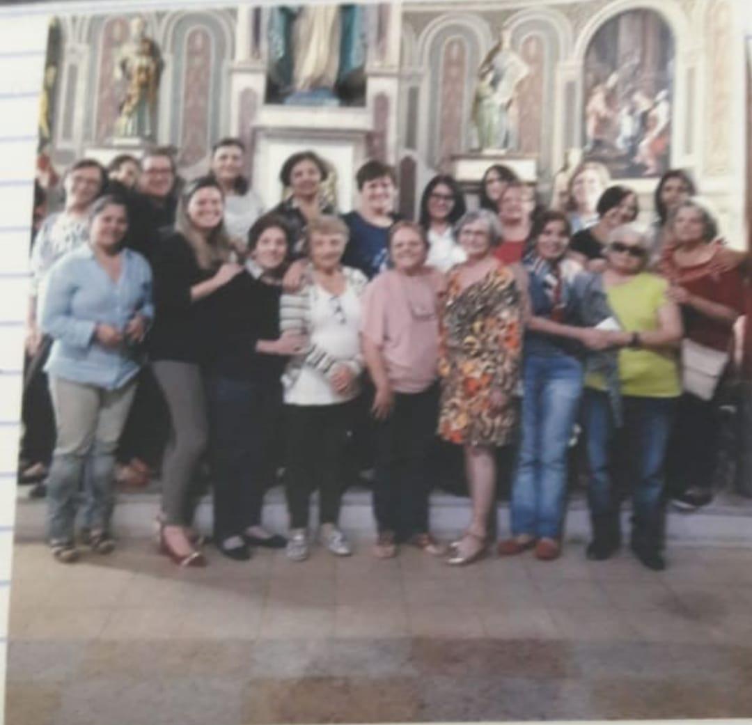 HISTÓRIA DO GRUPO DE MÃES  – IGREJA SÃO SEBASTIÃO JUIZ  DE FORA/MG