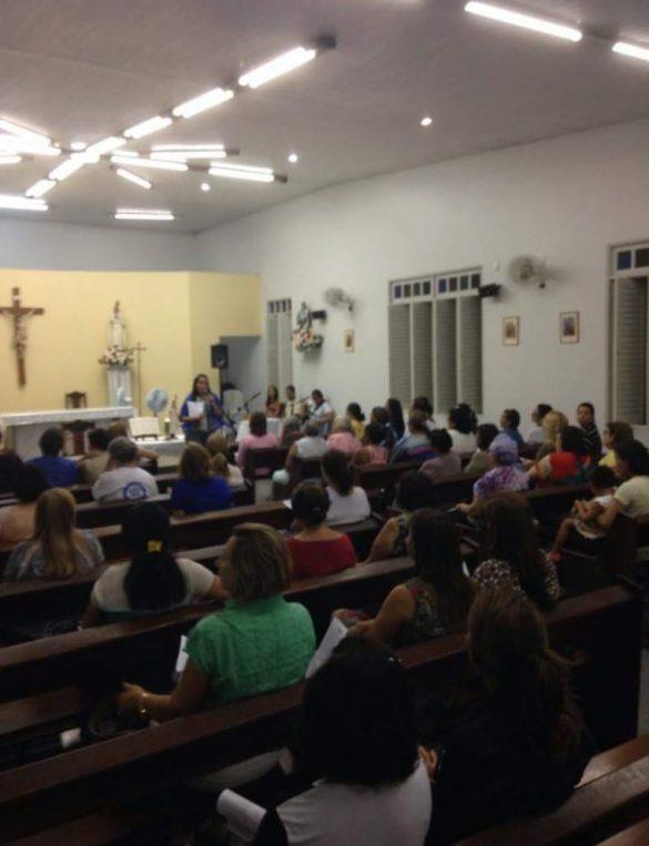 MÁRCIA ANDRÉA LIMA – COORDENADORA ESTADUAL MOVIMENTO MÃES QUE ORAM PELOS FILHOS ALAGOAS pelos Filhos em Alagoas.