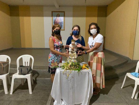 NOVA COORDENADORA DIOCESANA DE BRAGANÇA
