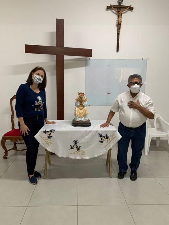 ACONTECEU EM MINAS GERAIS – ENCONTRO DIOCESANO GOVERNADOR VALADARES