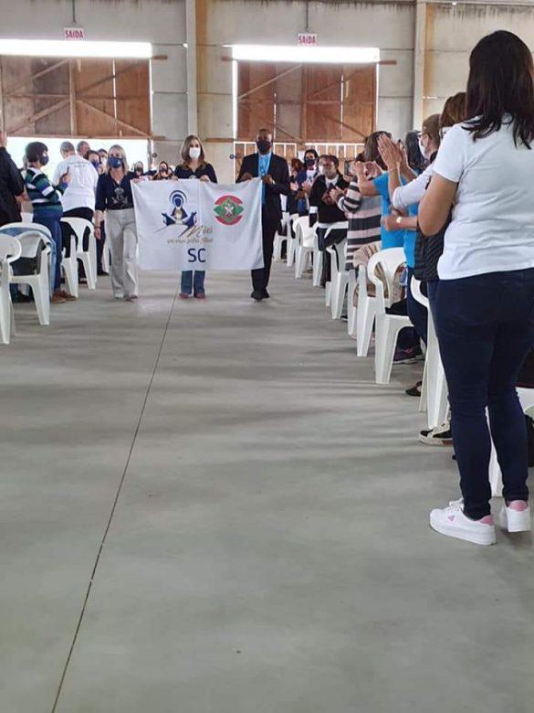 II ENCONTRO ESTADUAL DE SANTA CATARINA