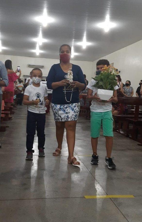 ANIVERSÁRIO DO GRUPO DA PARÓQUIA BOM JESUS, EM COLMÉIA